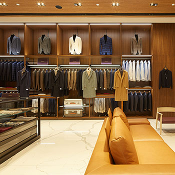 Porro, image:contract_immagini - Porro Spa - Showroom Sartorial - Pechino (Cina)