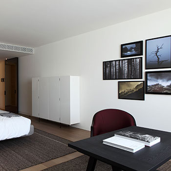Porro, image:contract_immagini - Porro Spa - Hotel Roomers - Baden Baden (Germania)