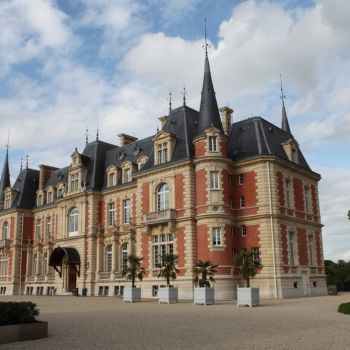 Porro, image:contract_immagini - Porro Spa - Les Fontaines – Chantilly (Francia)
