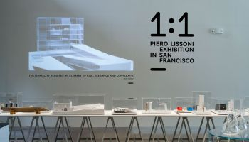 Porro - Porro promotes the San Francisco event of the exhibition 1:1 Piero Lissoni