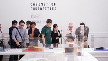 "Porro - ""Cabinet of Curiosities"" exhibition arrives in Singapore"