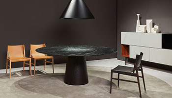 Porro - Materic Table by Piero Lissoni