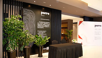 Porro - Opening of Porro Flagship Store in Shanghai