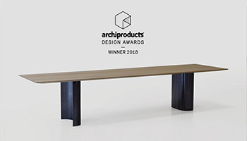 Porro - <p>Jeff wins the Archiproducts Design Award 2018</p>