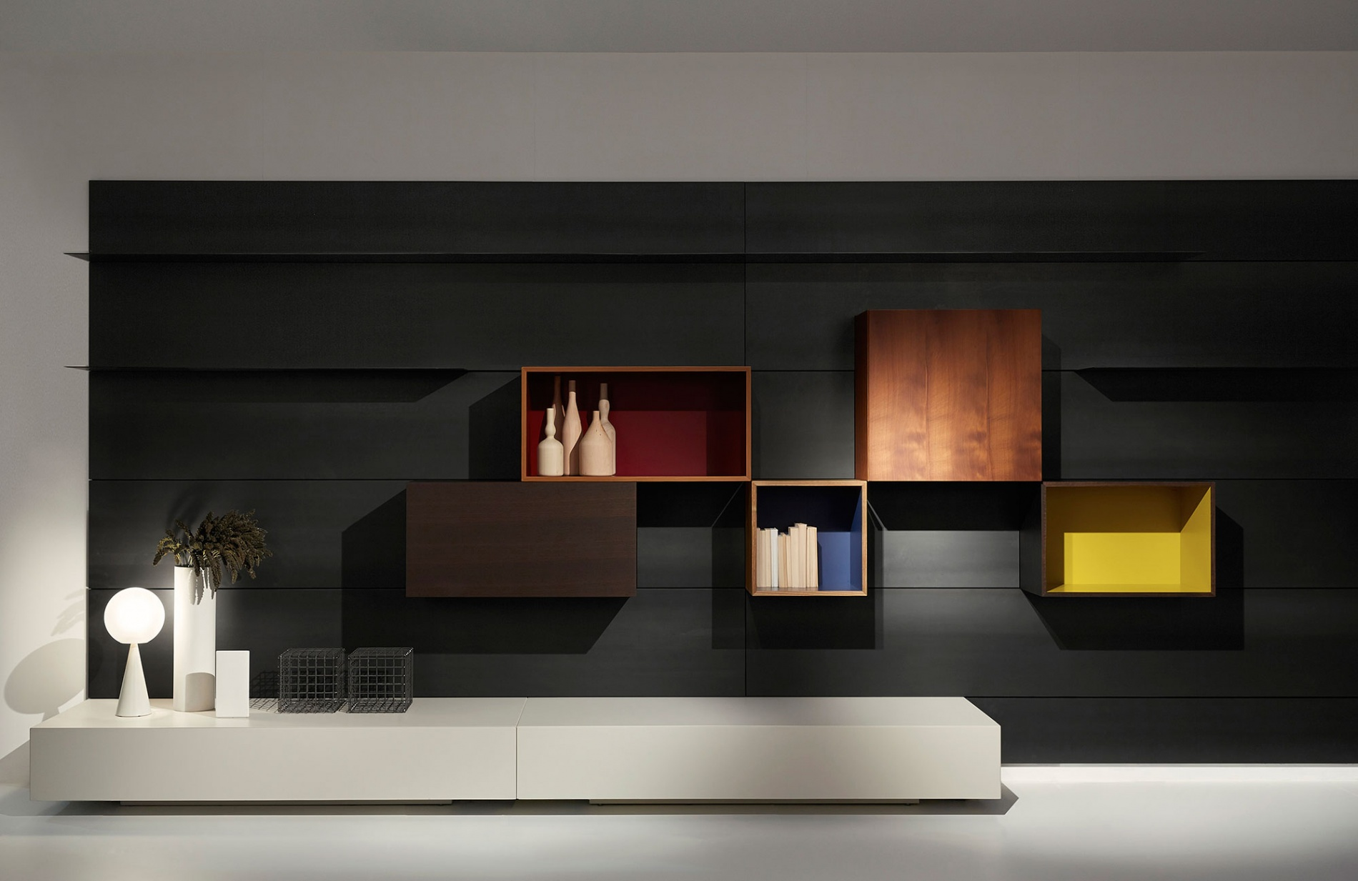 porro spa news events new composition modern 2014. Black Bedroom Furniture Sets. Home Design Ideas