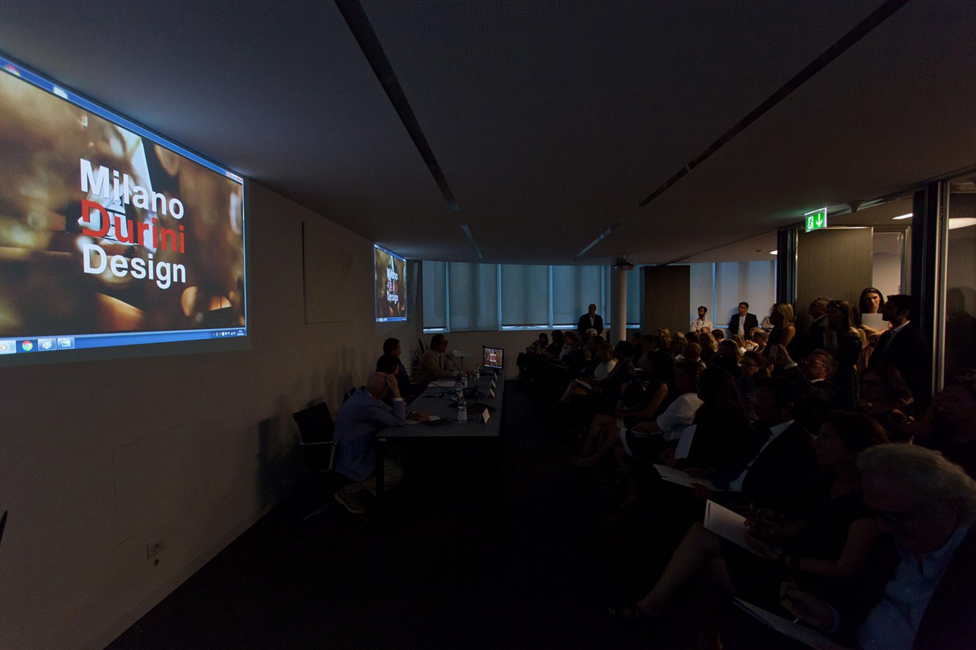 Porro spa news eventi porro socio fondatore di for Design milano eventi