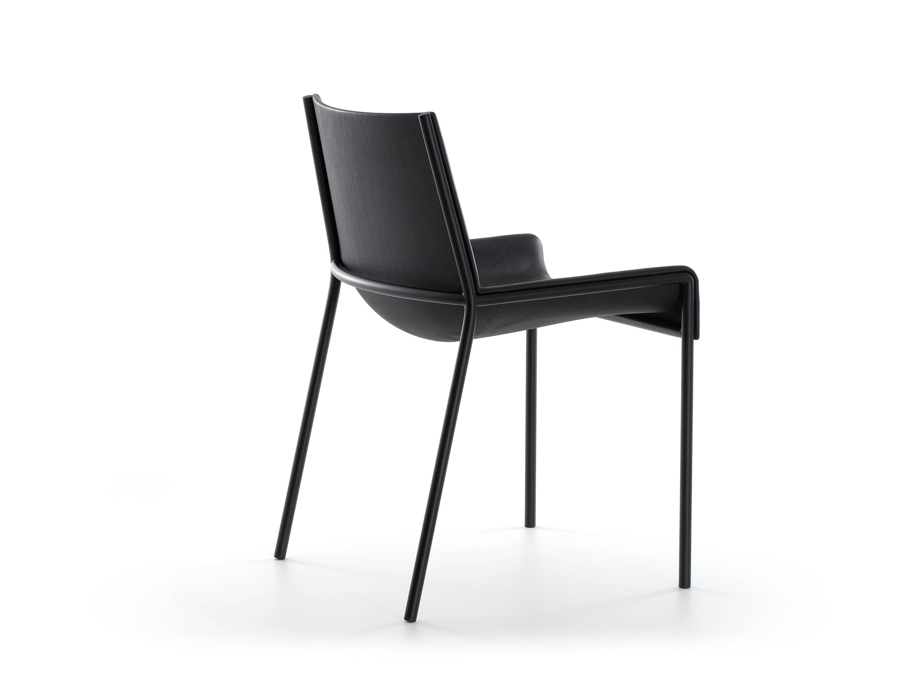 Porro spa products collections h chair for Chaise ingolf
