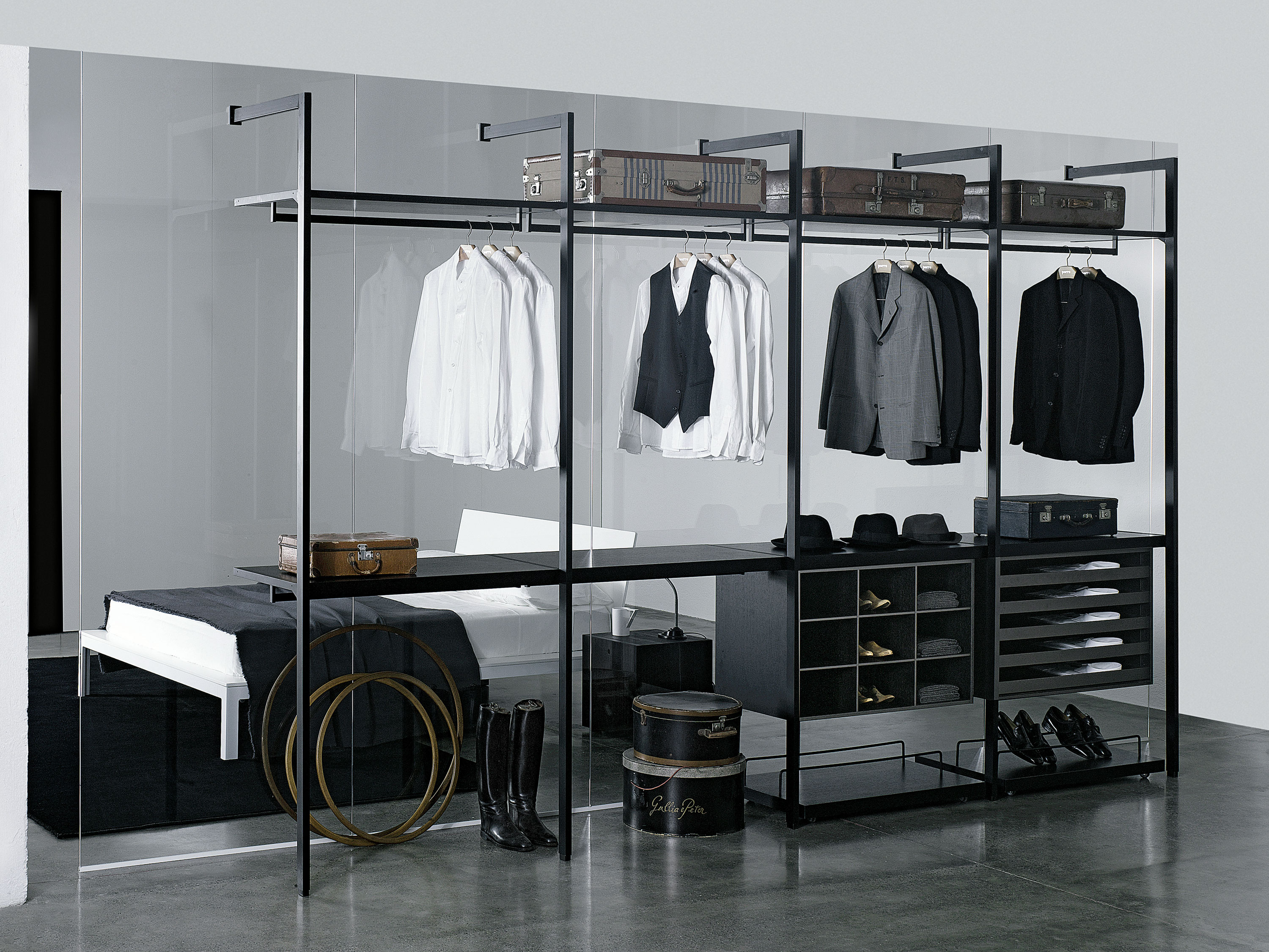 en in arclinea stylepark walkin closet walk wic by