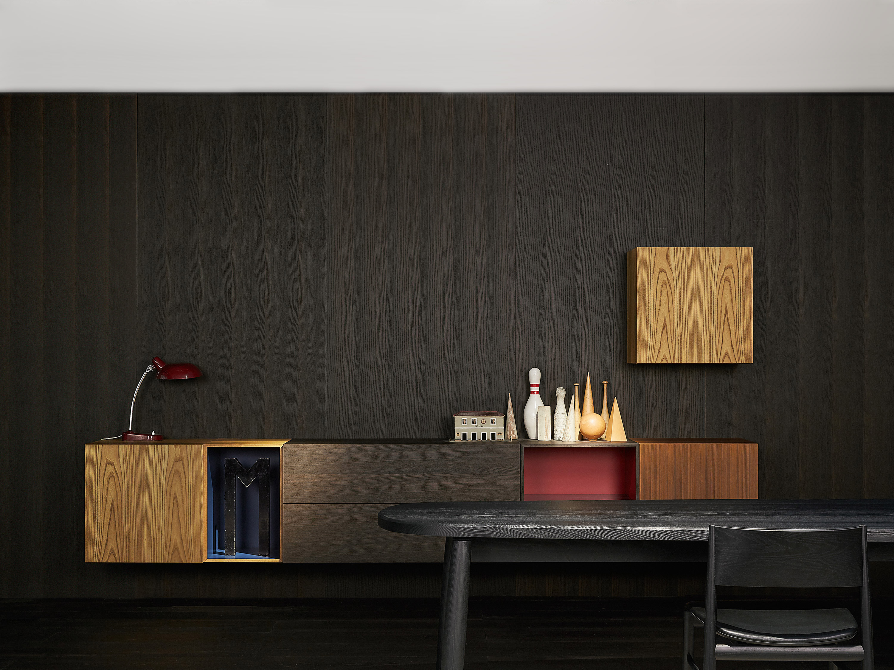 porro spa  products  systems  modern cabinet collection - modern cabinet collection