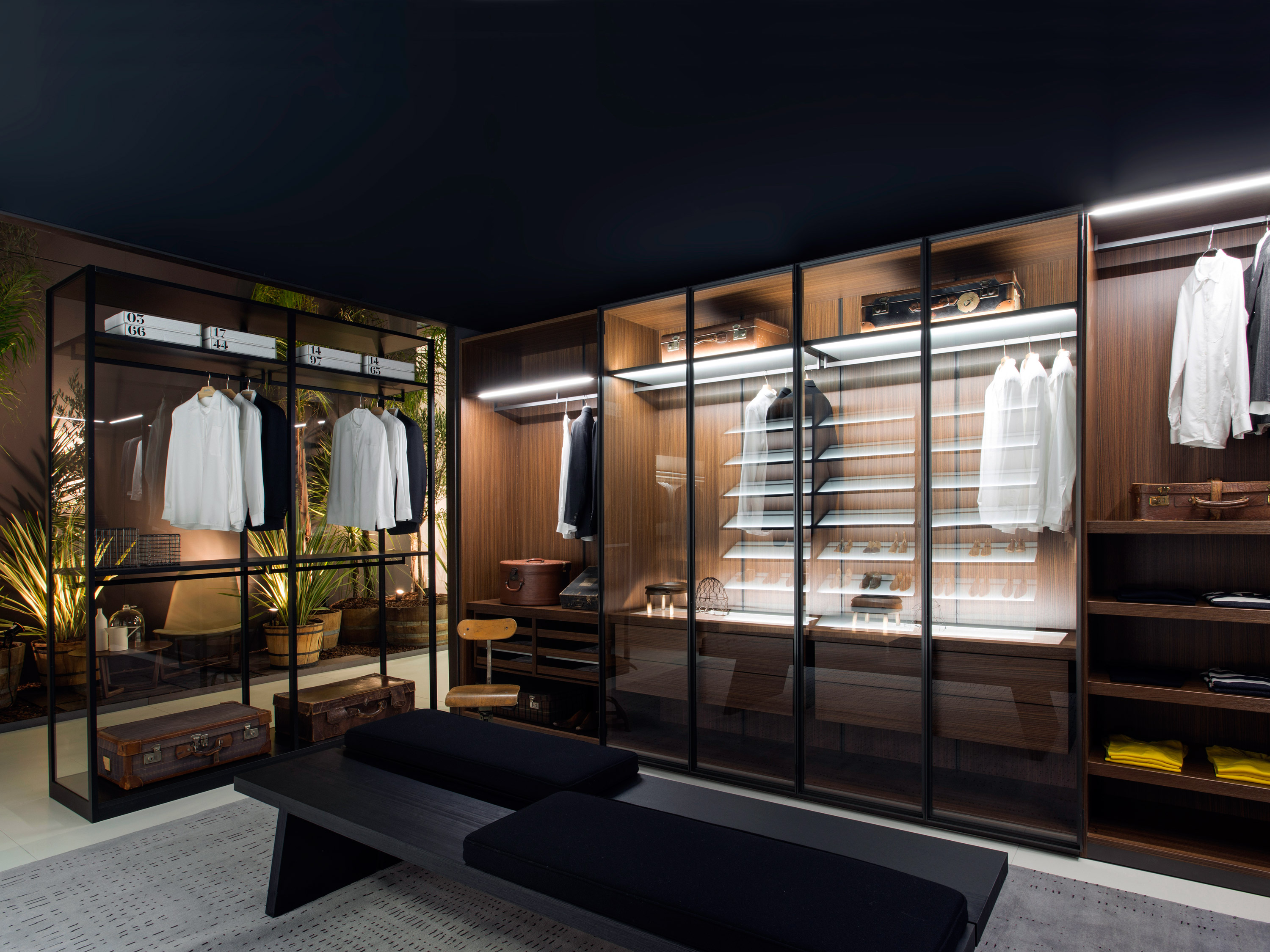 Room Designer App Porro Spa Products Systems Dressing Room