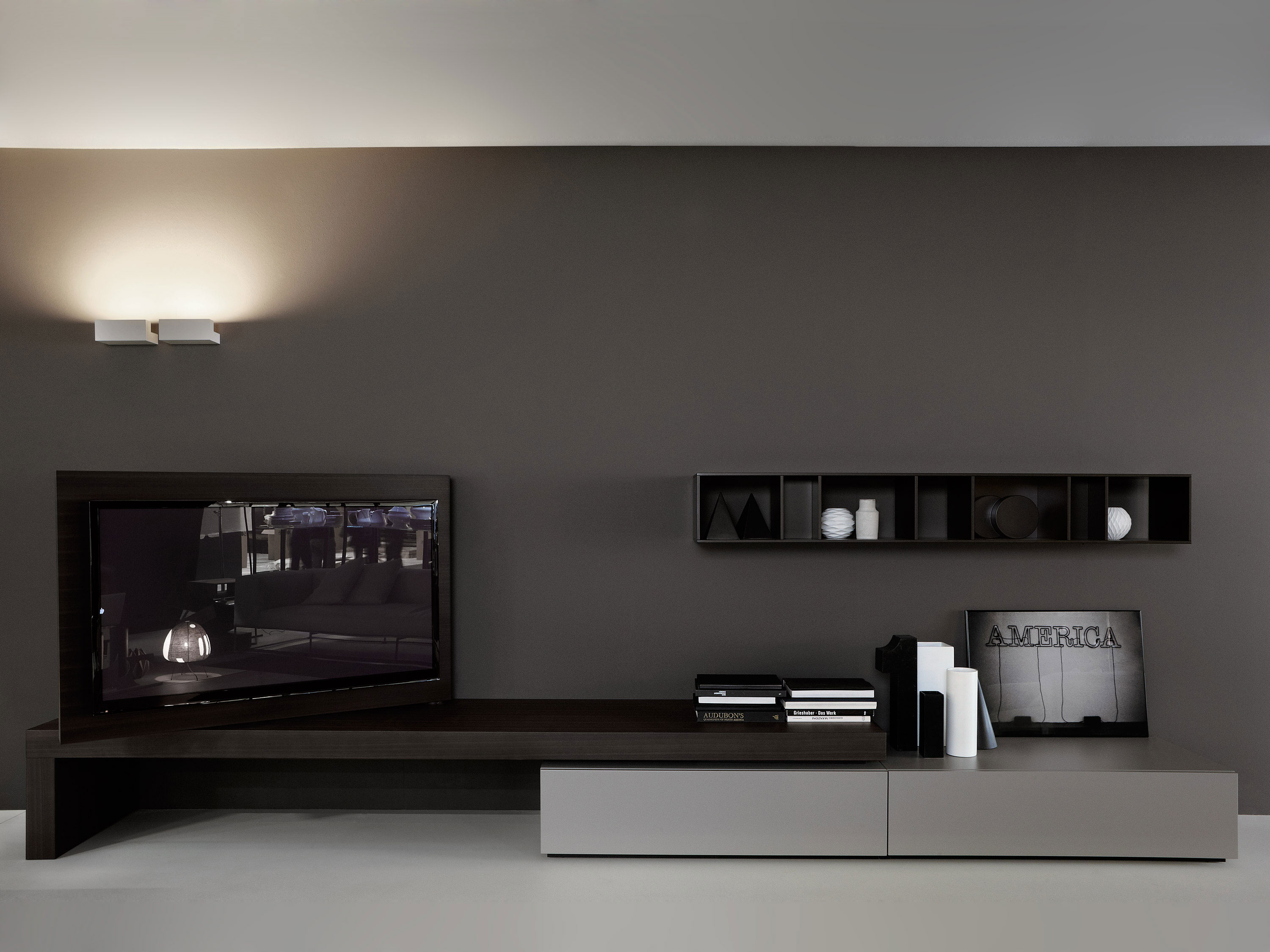 Long Tv Unit Modern