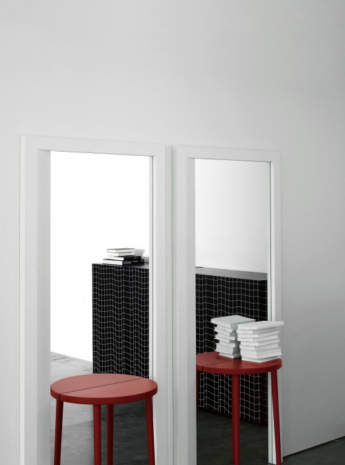 Porro, image:prodotti - Porro Spa - Mirror Table