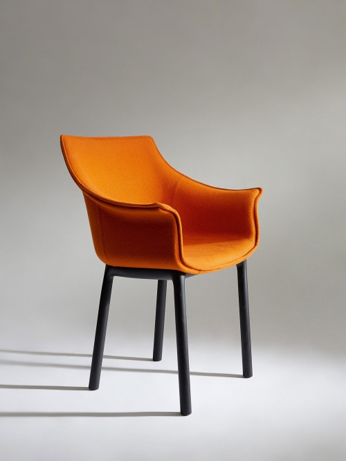 Porro, image:prodotti - Porro Spa - Draped Chair