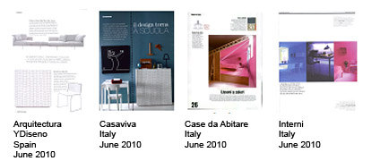 Villa Collection Abitare Design.Porro Net July 2010 Porrofocus Porrocontract Porropress